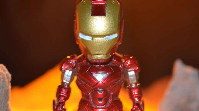 iron man mini figure