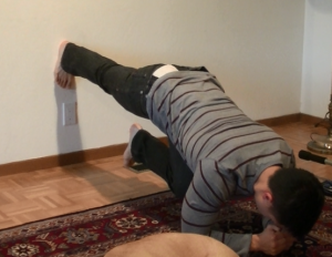 11 Wall Plank March 2