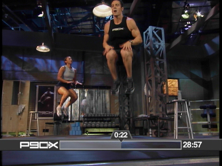 P90x jumping