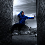 Parkour Flow, PC: Simon Lesley, License: CC 2.0